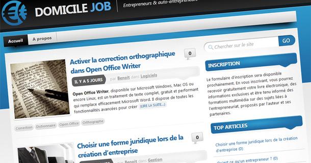 Domicile Job