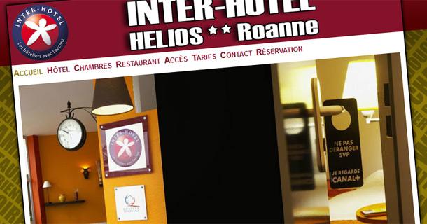 helios hotel roanne