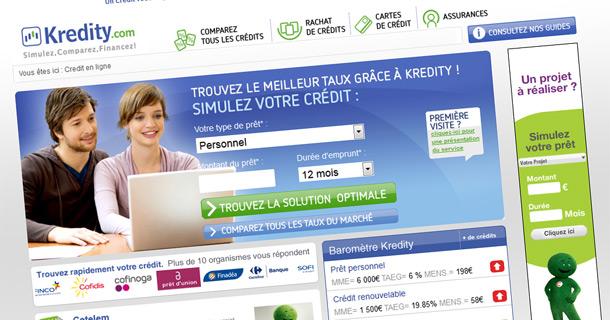Le crédit au meilleur taux
