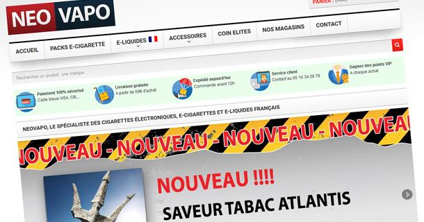 Neovapo Saint Etienne